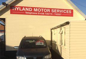 Hyland motors 4
